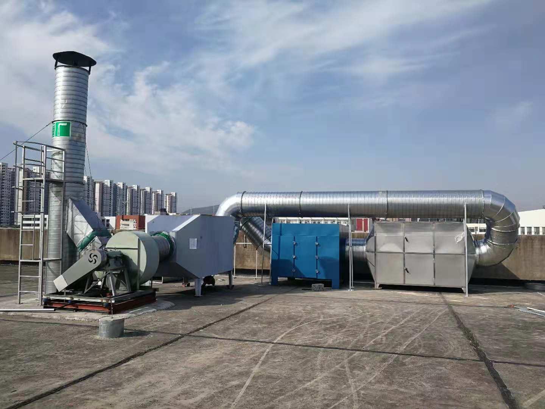 苏州高新区某电子厂