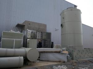 河南郑州新密市餐厨垃圾处置中心